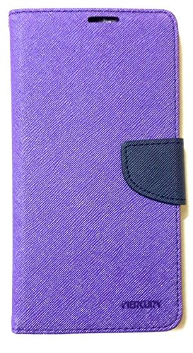 Pikimania Mercury Goospery Fancy Diary Wallet Case Cover for Samsung Galaxy Core 2 SM-G355H
