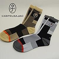 (カステルバジャック) CASTELBAJAC カステルバジャック 靴下 21801-143 CASTELBAJAC fs04gm