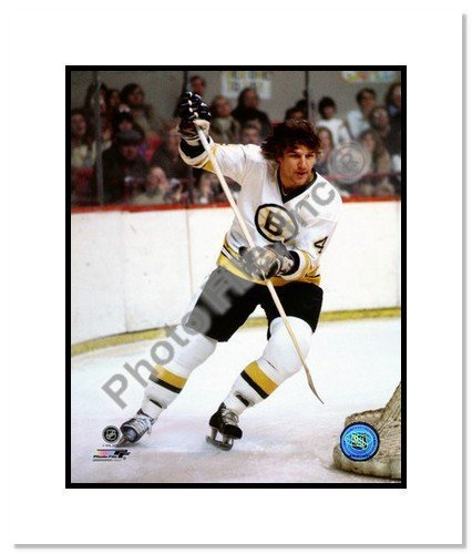 Bobby Orr 'The Goal' Autographed 8x10 Photograph - Boston Bruins 15805596