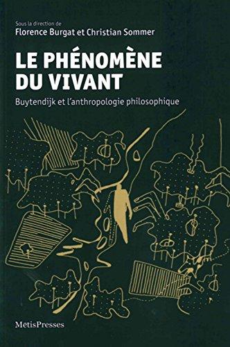 le-phenomene-du-vivant-buytendijk-et-lanthropologie-philosophique