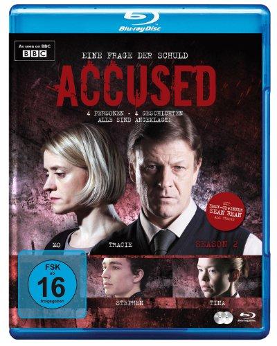 Accused - Eine Frage der Schuld (Season 2) Blu-ray