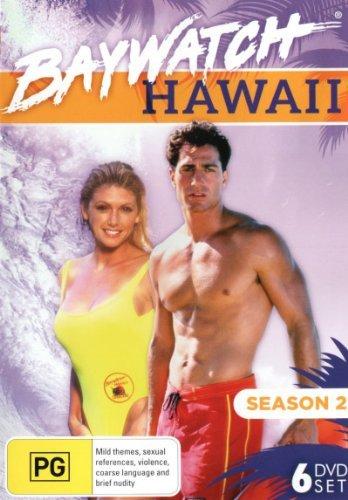 Los vigilantes de la playa en Hawai / Baywatch Hawaii (Season 2) - 6-DVD Set ( Bay watch Hawaii - Season Two ) [ Origen Australiano, Ningun Idioma Espanol ]
