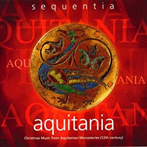 Aquitania-12th Century Christmas Music from Deutsche Harmonia