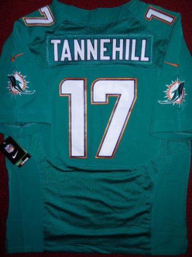 Ryan Tannehill Miami Dolphins Home Jersey. Stitched Letters & Numbers .Size 44... by LEAGUE GEAR