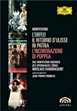 Monteverdi: Operas [DVD] [2007]
