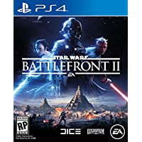 Star Wars Battlefront II Standard Edition for PlayStation 4 by Electronic Arts