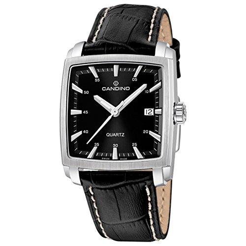 Candino Elegance C4372/9 Reloj de Pulsera para hombres Fabricado en Suiza