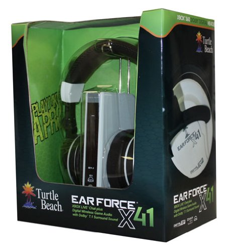 Turtle Beach Wireless Headset Ear Force X41 (Xbox 360)