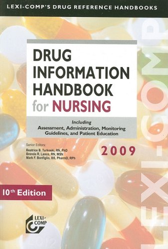 Lexi-Comp Drug Information Handbook for Nursing