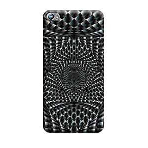 CaseLite Premium Printed Mobile Back Case Cover With Full protection For Micromax Canvas Fire 4 A107 (Designer Case)