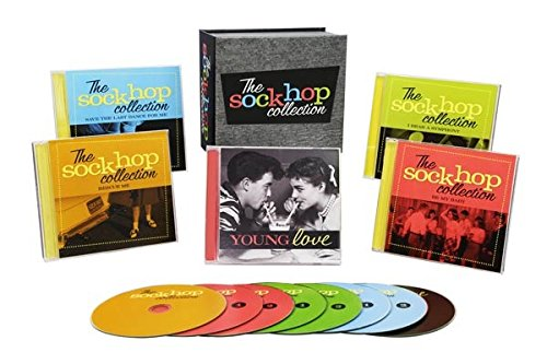 CHUBBY CHECKER - The Sock Hop Collection (8-Cd Box Set) - Time Life - Zortam Music
