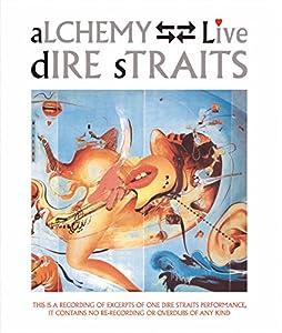Dire Straits Alchemy (20th Anniversary Edition) [Blu-ray]