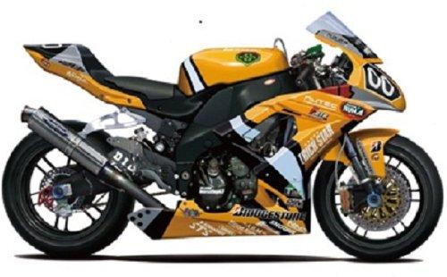 1/12 バイクシリーズ SPOT エヴァンゲリオンRT 零号機 Kawasaki ZX-10R 2010年仕様