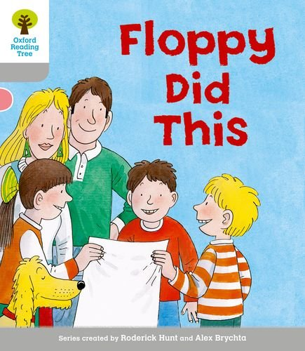 Floppy Did. Roderick Hunt, Thelma Page (Ort More First Words)