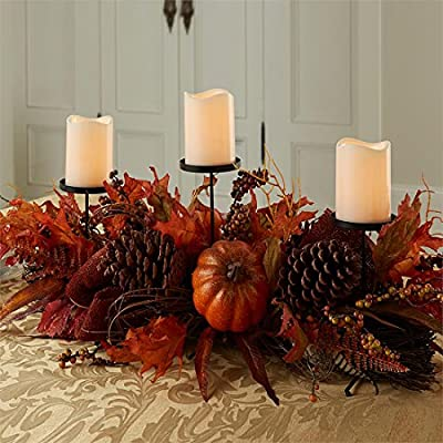 """Best Cheap Deal for Brylanehome 28"""" Harvest Candle Holder by BrylaneHome - Free 2 Day Shipping Available"""