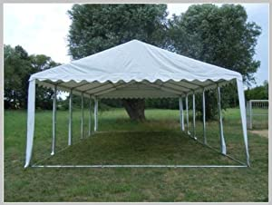 Pavillon Pavillion Festzelt Partyzelt Giant Pro PVC 6x10m 10x6m 6x10 10x6 mit Fenster from stabilepartyzelte