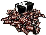 Annabelles Big Hunk Minis, 0.425 oz Bars in a Gift Box (Pack of 80)