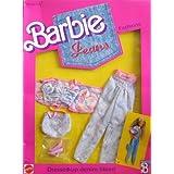 Barbie Jeans Fashions Dressed Up Denim Blues! (1988)