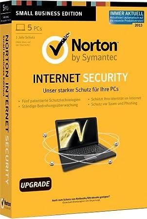 Norton Internet Security 2013 - 5PCs - Upgrade