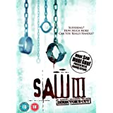 Saw 3 Director's Cut [2006] [DVD]by Tobin Bell