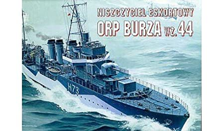 Mirage hobby 40066-destroyer orpedo burza 1944-navire