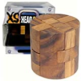 Family Games XS Head Stress Series Powder Keg IQ Collection Puzzle