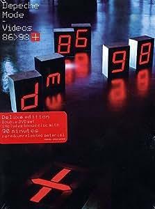 Depeche Mode : The Videos 86 - 98 - Édition 2 DVD