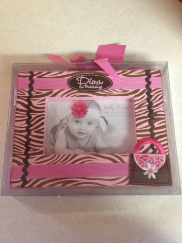 Baby Essental Diva In Training Picture Frame