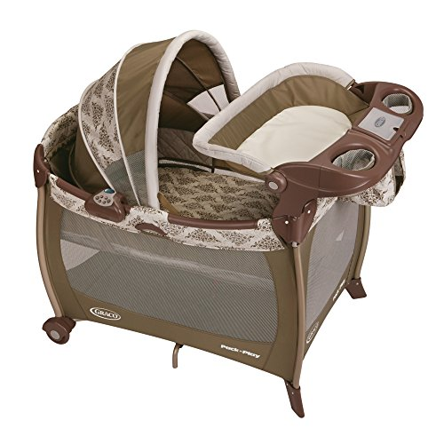 Graco Pack 'n Play Silhouette Playard, Farrow - 1