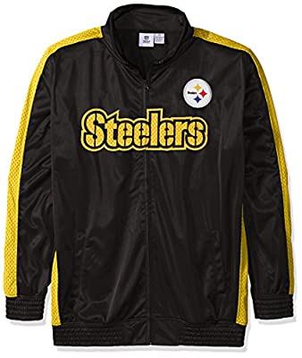 NFL Men's Big & Tall Team Track Jacket