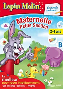 Lapin Malin: Maternelle 1 - Le monde enchante 2- 4 ans  (vf - French software)