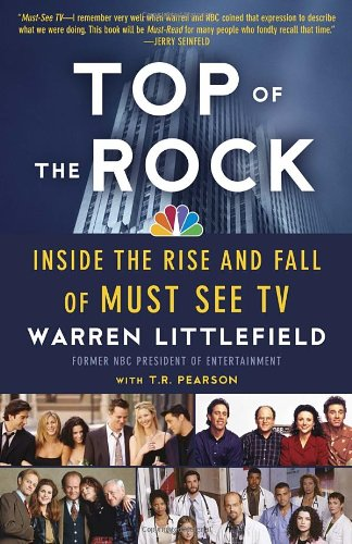 Sale alerts for Anchor Books Top of the Rock: Inside the Rise and Fall of Must See TV - Covvet