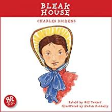 Bleak House (       ABRIDGED) by Charles Dickens, Gill Tavner Narrated by Graham Bill