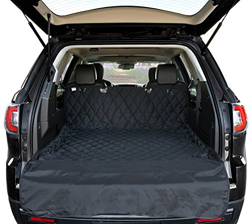 Cargo Liner Cover For SUVs and Cars, Waterproof Material , Non Slip Backing, Extra Bumper Flap Protector, Large Size by Arf Pets (Cargo Liners For Dogs compare prices)