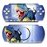 Big Rex Design Decorative Protector Skin Decal Sticker for Sony PSP 3000
