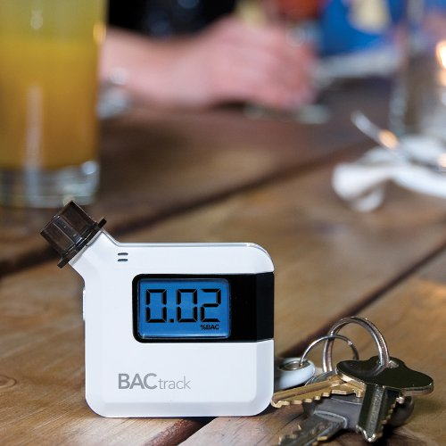 BACtrack S35 Breathalyzer Portable Breath Alcohol Tester by BACtrack