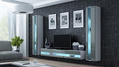 Wohnwand-VIGO-NEW3-Anbauwand-Wohnzimmer-Mbel-Hochglanz-Mit-LED-Beleuchtung