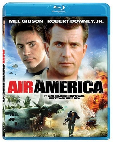 Cover art for  Air America [Blu-ray]