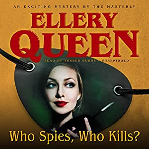 Who Spies, Who Kills? Audiobook