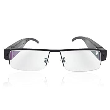 1080p Clear Fashion Glasses Camera HD P Clear Eye Glasses