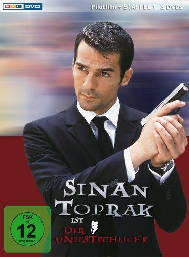 Sinan Toprak ist: Der Unbestechliche - Staffel 1 + Pilotfilm [3 DVDs]
