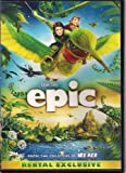 Epic (Dvd, 2013) Rental Exclusive