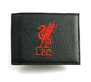 Official Football Club Embroidered Leather Wallets (Liverpool FC) from Official Football Merchandise