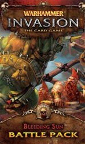 Warhammer: Invasion LCG: Bleeding Sun Battle Pack (Card Game)