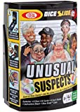 Ideal Unusual Suspects Dice and Card Game