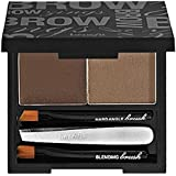 BENEFIT COSMETICS brow zings (Colour: DARK) brow shaping kit