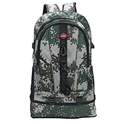 Cozy Outdoor Internal Frame Backpack Sports Camping Military Camo Backpacks High Capacity Tactical Sport Backpack