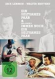 Ein seltsames Paar & Immer noch ein seltsames Paar (2 DVDs) title=
