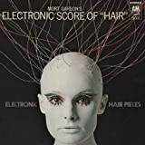 Mort Garson - Electronic Hair Pieces - A&M Records - 212 075