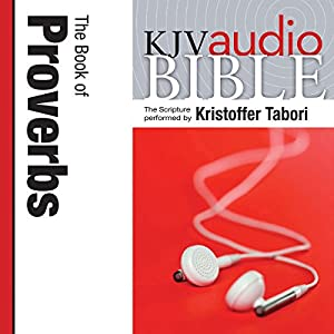 King James Version Audio Bible: The Book of Proverbs Audiobook